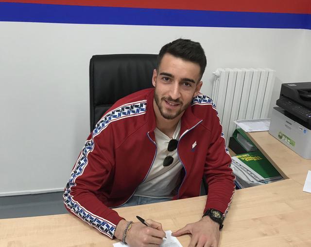 Vittorio Antonino - Foto Taranto FC