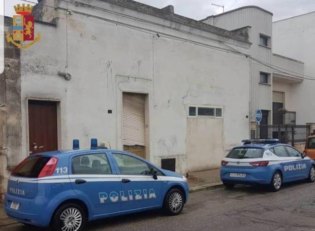 La casa di Antonio Stano, il pensionato di 66 anni morto lo scorso 23 aprile