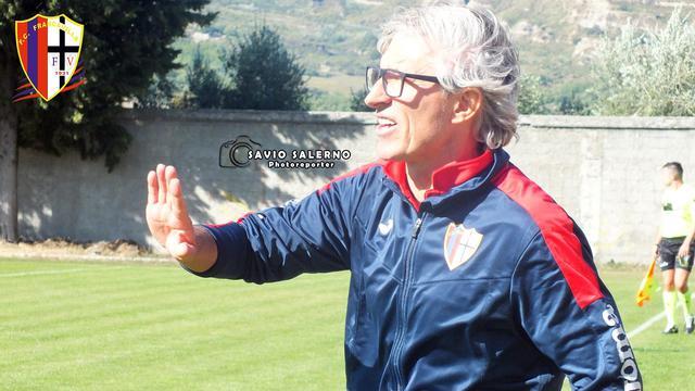 Ranko Lazic, allenatore del Francavilla in Sinni