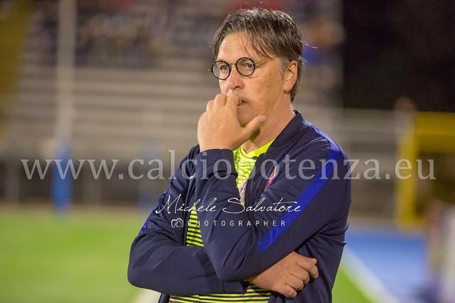 Nicola Ragno, nuovo allenatore del Taranto