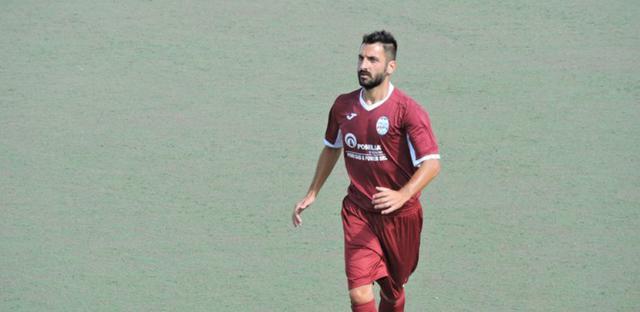 Flavio Marzullo, attaccante del Pomigliano.