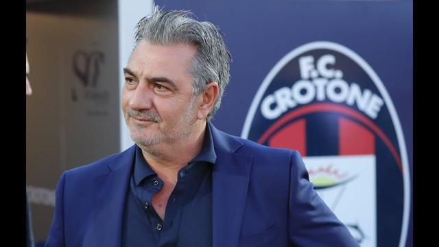 Gianni Vrenna, presidente del Crotone - Foto FC Crotone