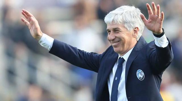 Gianpiero Gasperini, allenatore dellAtalanta