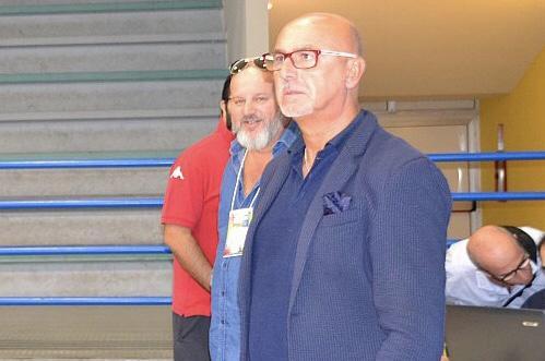 Vito Appeso, direttore sportivo del Cus Jonico Taranto