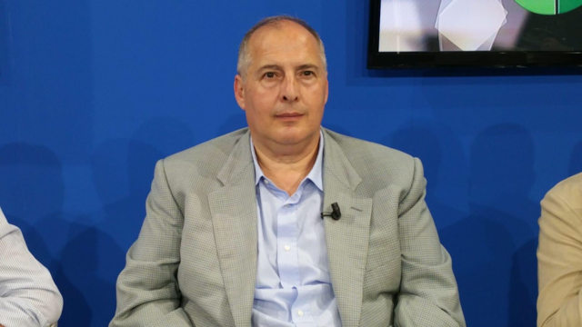 Gino Montella, direttore generale del Taranto - Foto Blunote.it