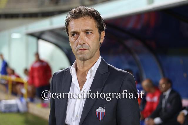 Pino Rigoli, nuovo allenatore della Viterbese