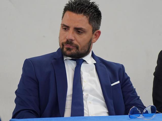 Luigi Volume, direttore sportivo del Matera - Foto Emanuele Taccardi/Tuttomatera.com