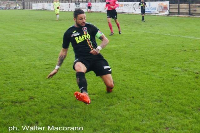 Max Marsili, centrocampista del Taranto