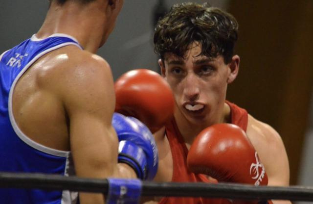 """Andrea Ottomano, per lui debutto vincente nella categoria """"Elite"""" da 75 kg"""
