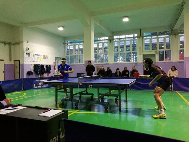 Tennis tavolo poche gioie per l 39 olimpia martina - Stefano bosi tennis tavolo ...