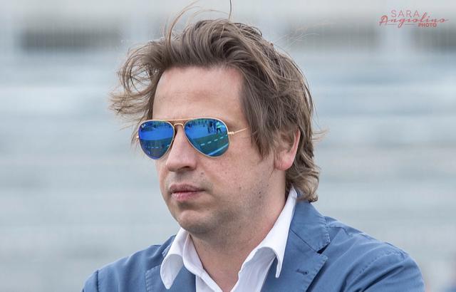 Nicola Grieco, presidente del Cerignola - Foto Audace Cerignola