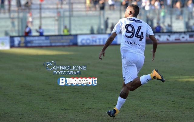 Ciro Favetta, 4 reti nelle ultime tre partite, assenza pesante in casa Taranto