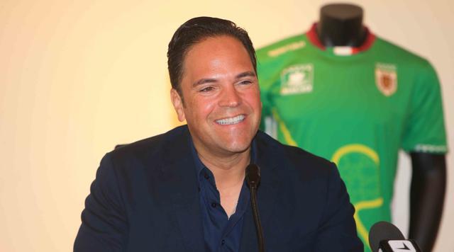 Mike Piazza, presidente della Reggiana