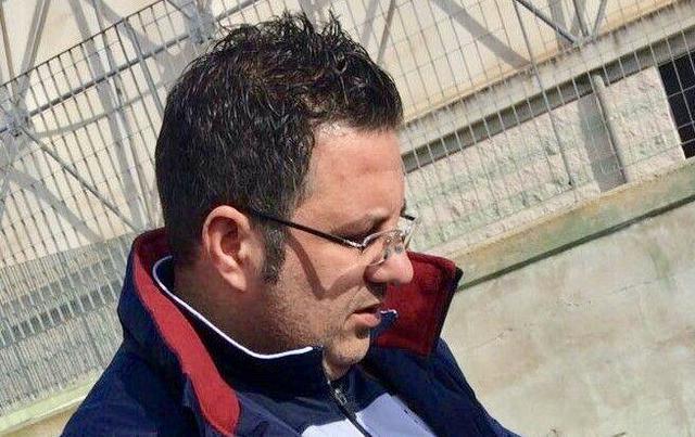 Emanuele Viva, direttore sportivo dellAtletic Club Taranto