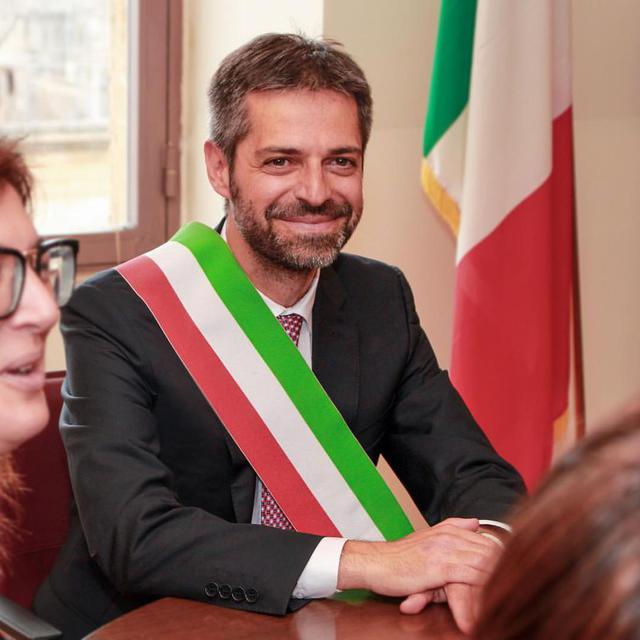 Antonello Denuzzo, sindaco di Francavilla Fontana