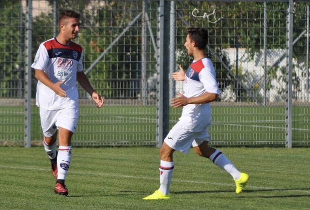 Davide Cardea, match winner con la Vibonese