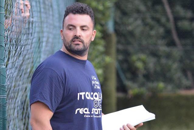 Antonio Maggi, preparatore atletico del Real Statte