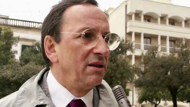 Franco Ancona, sindaco di Martina Franca