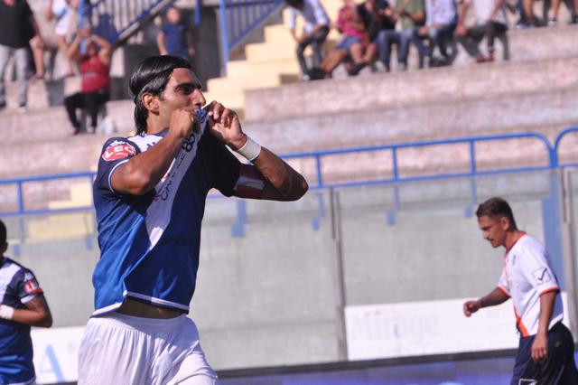 Dino Marino, centrocampista del Brindisi - Foto Brindisi Football Club