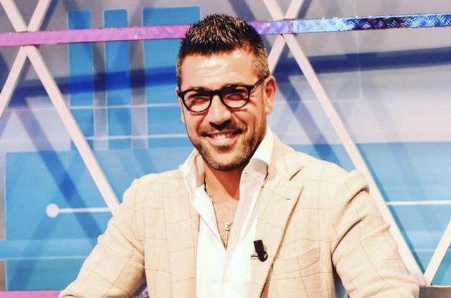 Francesco Montervino, ex calciatore del Napoli ed ex diesse del Taranto