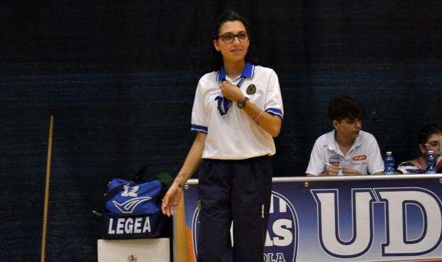 Federica De Luca, arbitro nazionale di Taranto, tragicamente scomparsa nel 2016
