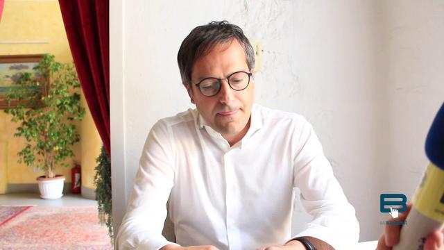 Angelantonio Angarano, sindaco di Bisceglie