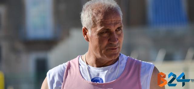 Mimmo Di Corato, nuovo allenatore dell'UC Bisceglie