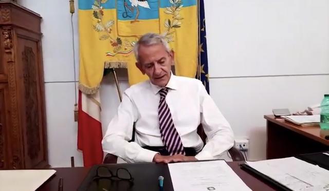 Franco Metta, ex sindaco di Cerignola