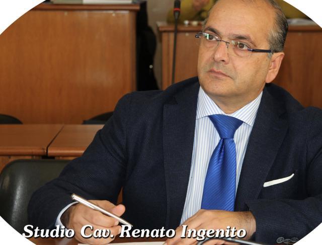 Lucio Lonoce, presidente del consiglio comunale di Taranto