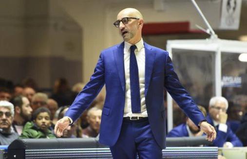 Frank Vitucci - Foto New Basket Brindisi