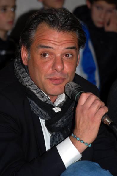Alfredo Paradisi, allenatore della Juniores del Taranto - Foto Ninni Cannella