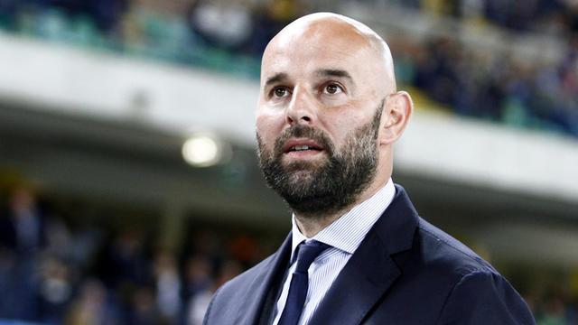Roberto Stellone, nuovo allenatore del Palermo