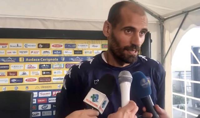 Alessandro Potenza, allenatore del Cerignola