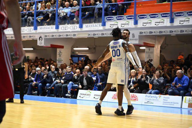 Foto Tasco/New Basket Brindisi