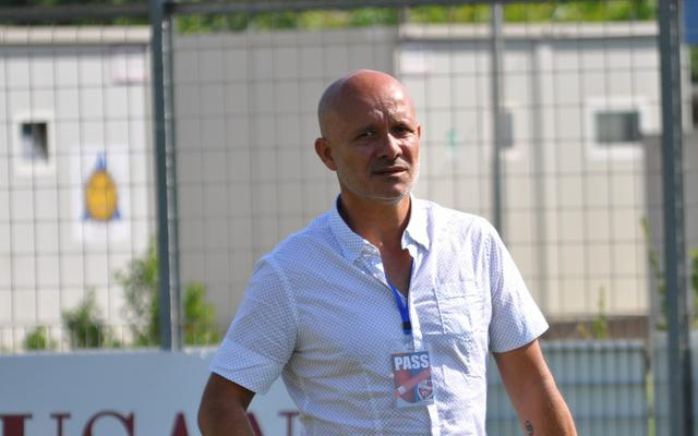 Luca Evangelisti, ex diesse della Ternana - Foto calcioternano.it
