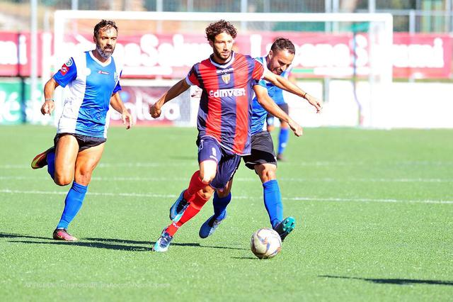 Emanuele Santaniello - Foto Picerno Calcio pagina Facebook