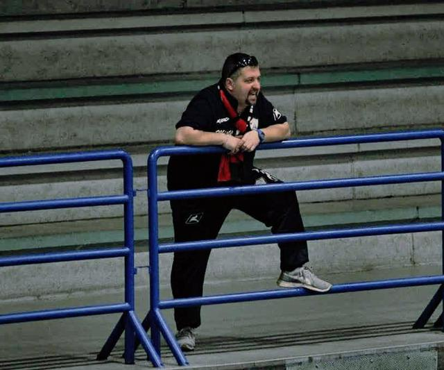 Coach Vito Liotino