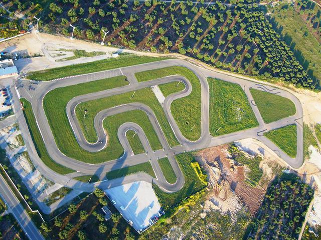 Il mini autodromo di Torricella