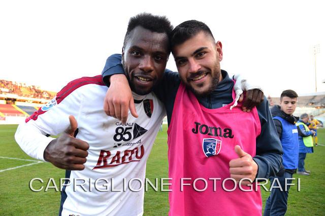 Adama Diakite e Ciro Favetta, il Taranto si affida a entrambi per puntare al primato