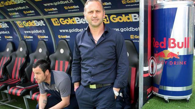 Fabio Gallo, allenatore dello Spezia - foto acspezia.com