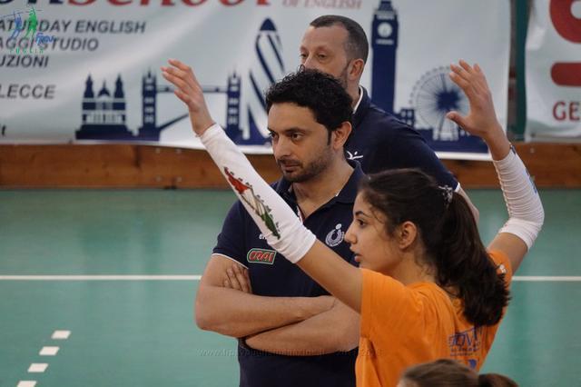 Coach Davide Mazzanti