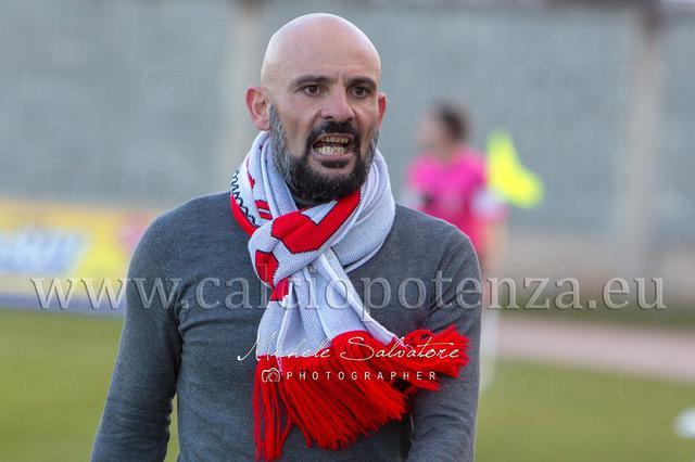 Ciro Ginestra, allenatore del Team Altamura