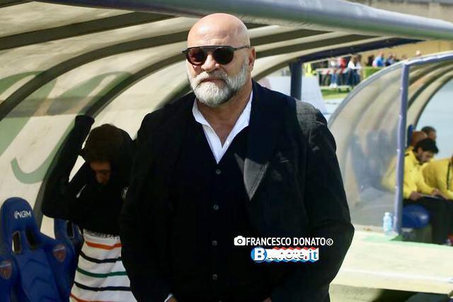 Serse Cosmi, allenatore del Venezia