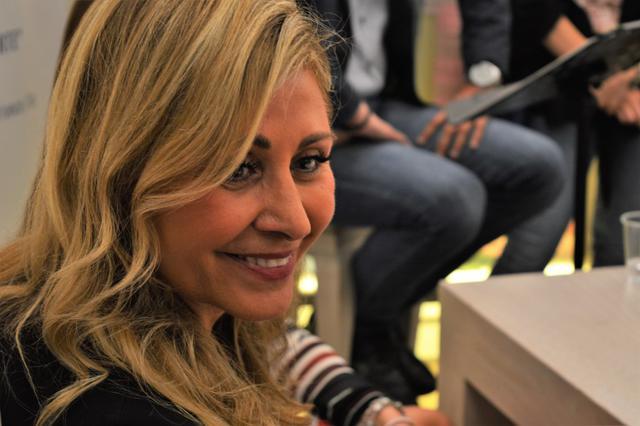 Marina Di Guardo, scrittrice e mamma della influencer Chiara Ferragni