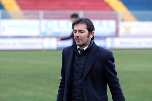 Pompilio Cusano, ex allenatore della Sarnese - Foto Franco Capriglione