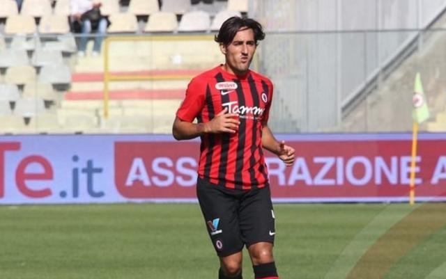 Cristian Agnelli del Foggia