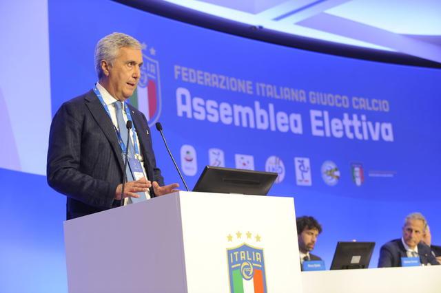 Cosimo Sibilia, presidente della Lega Nazionali Dilettanti