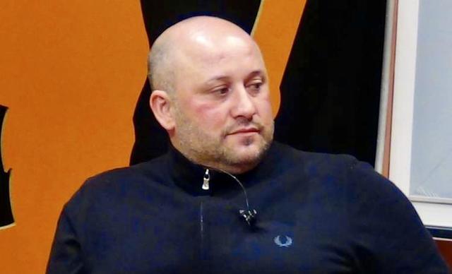 Marco Mignano, direttore sportivo del Savoia
