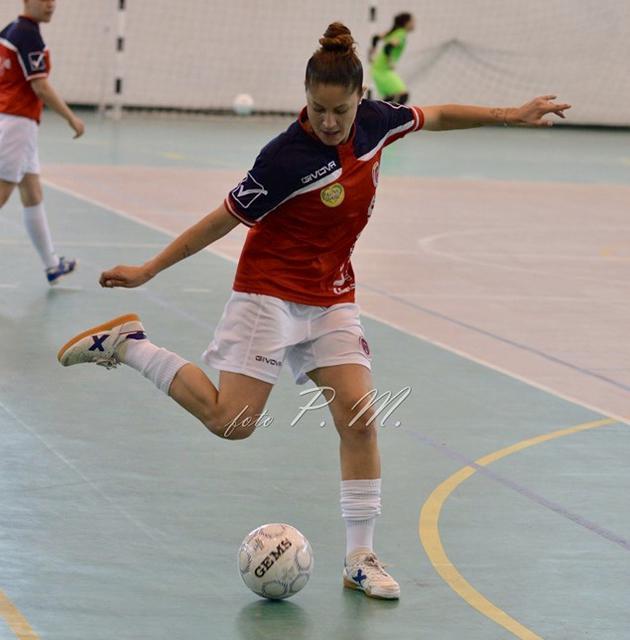 Ion, suo il gol della bandiera rossoblu nel 4-1 con Montesilvano