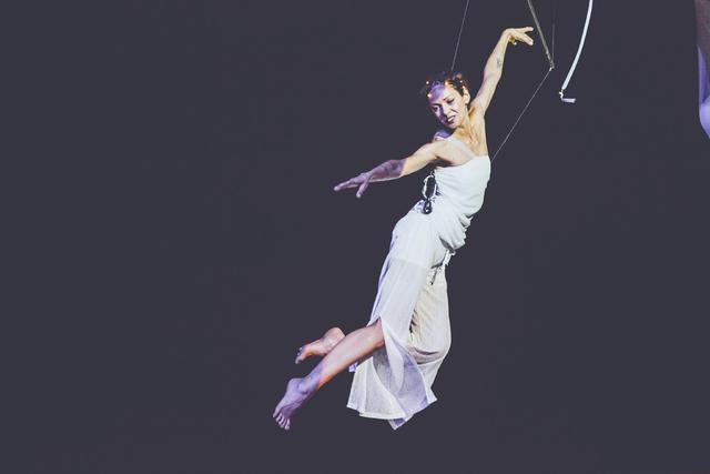 Una danzatrice del ResExtensa
